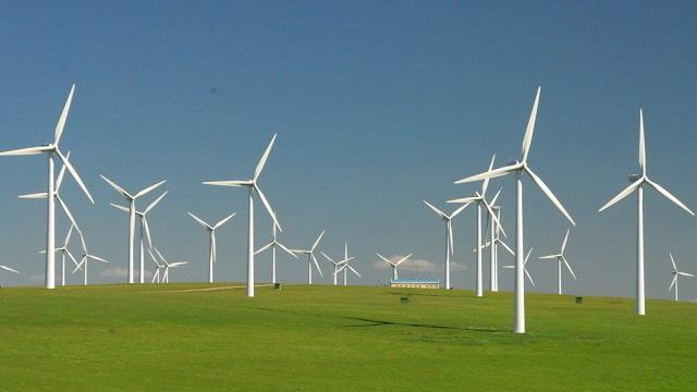 1-8月内蒙古6000千瓦及以上风电共发电387.02亿千瓦时