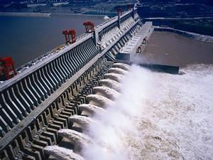 中国电建杨家湾水电站三台水电机组全部投产发电