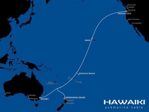 哈瓦基海底电缆容量有望从43.8Tbps提升至67Tbps