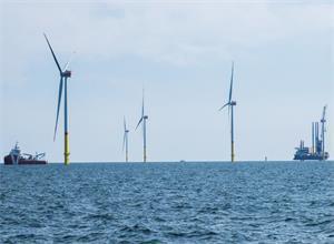 Arkona海上风电项目成功接入电网