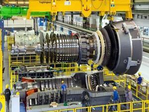 湖南火电承建的全国首个安萨尔多6F燃机项目圆满成功