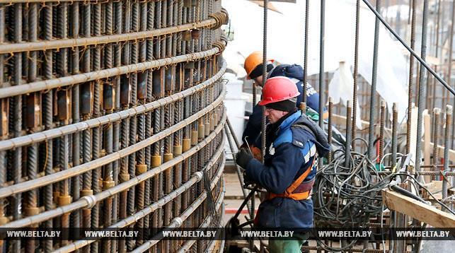 白俄罗斯首座核电站并网工程即将完工