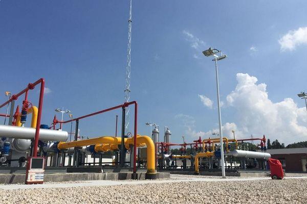 美国马里兰湾点LNG出口设施恢复服务