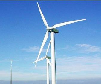 阜蒙吉乐土风电项目首批风机并网发电