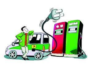 北京市发改委再批复13个充电桩项目