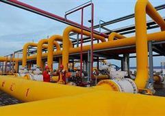 纽交所11月份天然气期货合同价格猛涨8.1美分