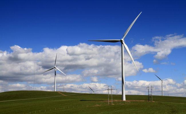 苏格兰电力宣布使用100%风力发电
