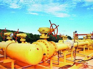 1-9月我国天然气进口量同比增长34%