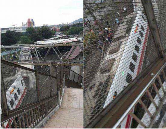 台湾火车出轨事故已致18人死亡、187人受伤