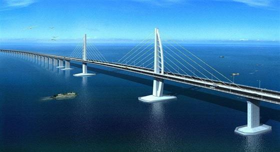 """""""大国重器""""上的远东印记——远东电缆点亮港珠澳大桥"""