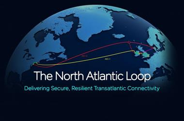 环大西洋海底光缆系统启动路径调查
