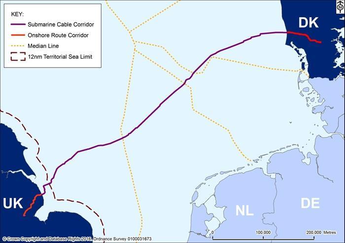 许可申请遭拒 英国-丹麦海底电力互联项目被迫推迟