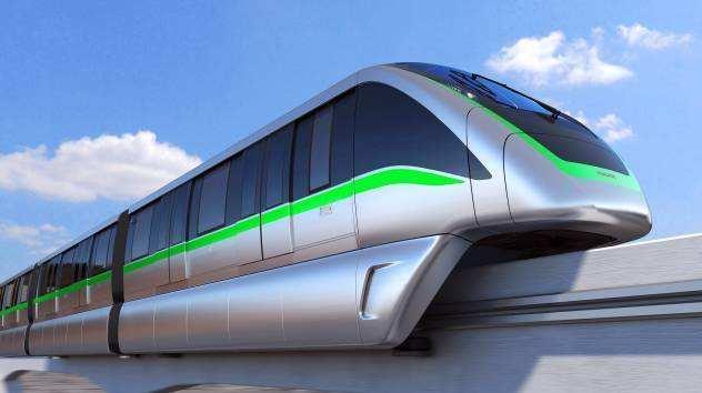 中车浦镇庞巴迪签约泰国曼谷金线APM项目