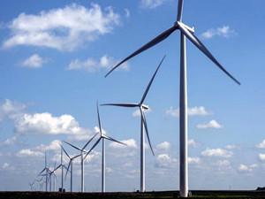 湖南通道首个风电场全部竣工并成功并网发电