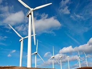 上海电气安徽东至木塔风电场首台机组并网成功