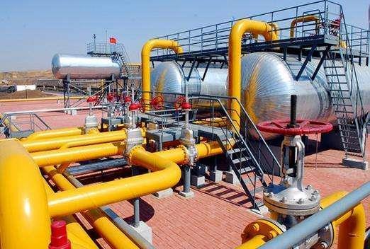 周三美国天然气期货价格大涨逾10%