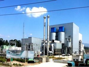 山西省阳泉生活垃圾焚烧发电项目开始试运行