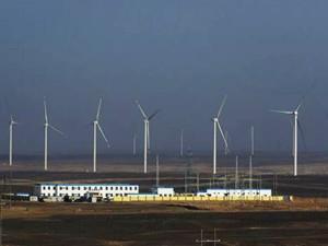 中核集团甘肃玉门40万千瓦风电项目获核准