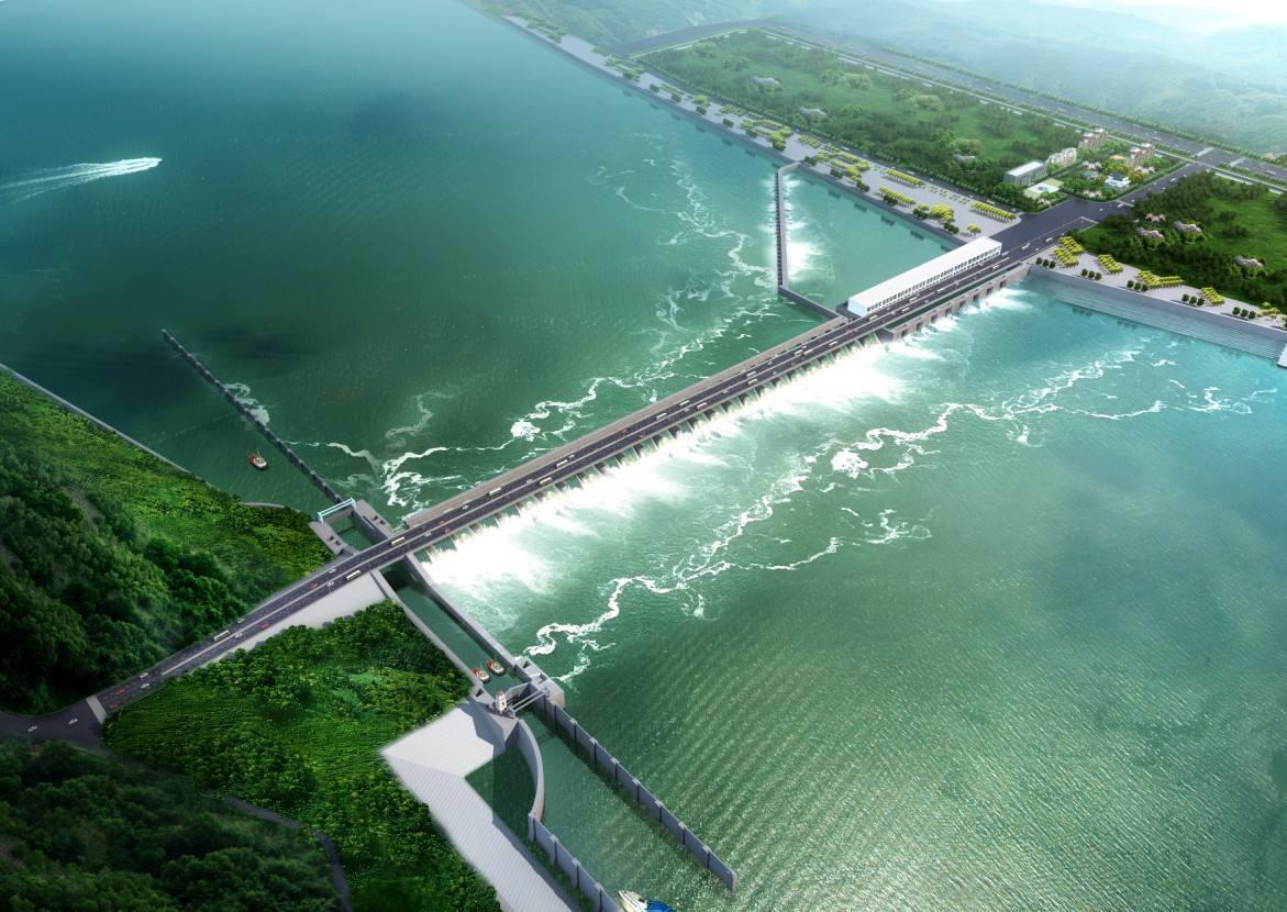 葛洲坝与哈萨克斯坦签订5座梯级水电站项目合同协议