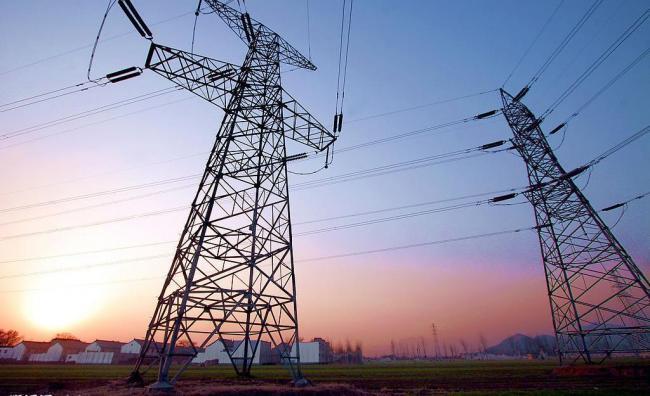 1-11月我国全社会用电量同比增长8.47%