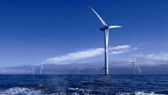 北方最大海上风电项目成功完成海底电缆耐压试验