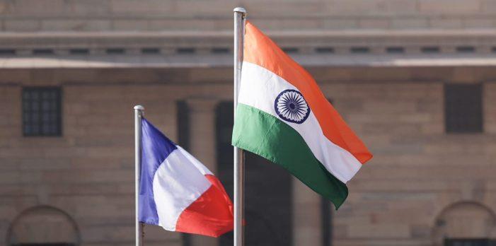 印度与法国签署国家间可再生能源技术合作协议