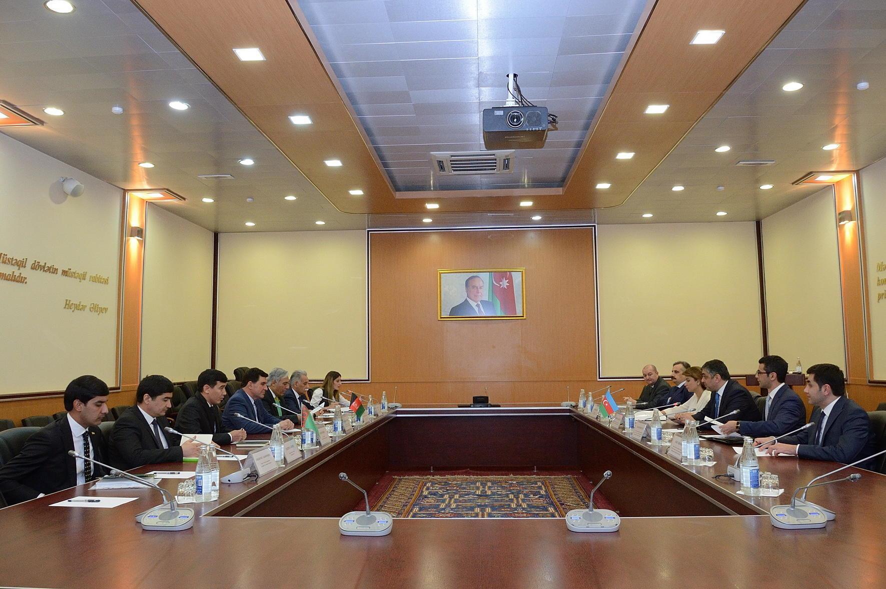 阿塞拜疆-土库曼斯坦海底光缆筹建