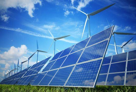 风能和太阳能开发商将共同成立合资企业