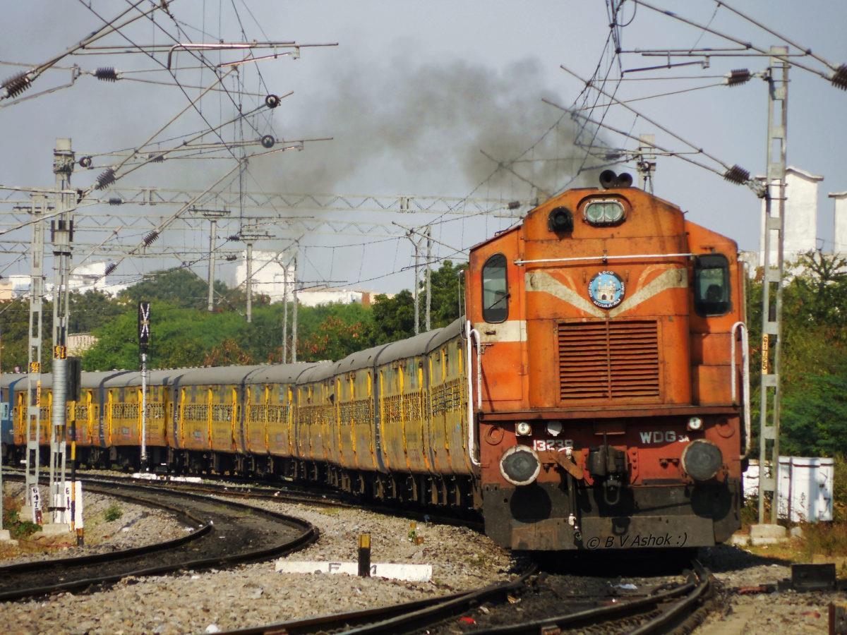 印度铁路公司计划对外招标4吉瓦太阳能