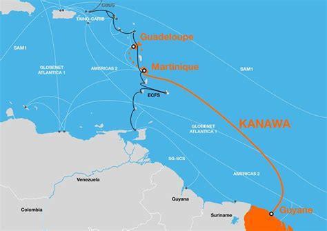 法属圭亚那-马提尼克岛海缆拟于月底投产