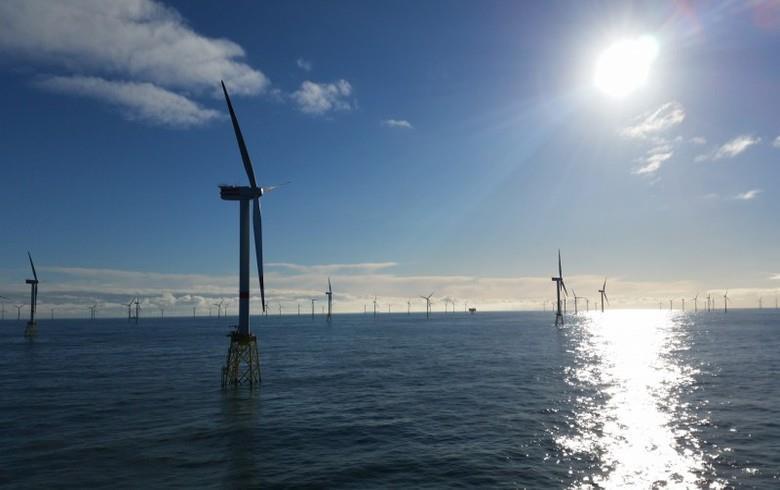 截止2018年底德国并网海上风电装机近6.4GW