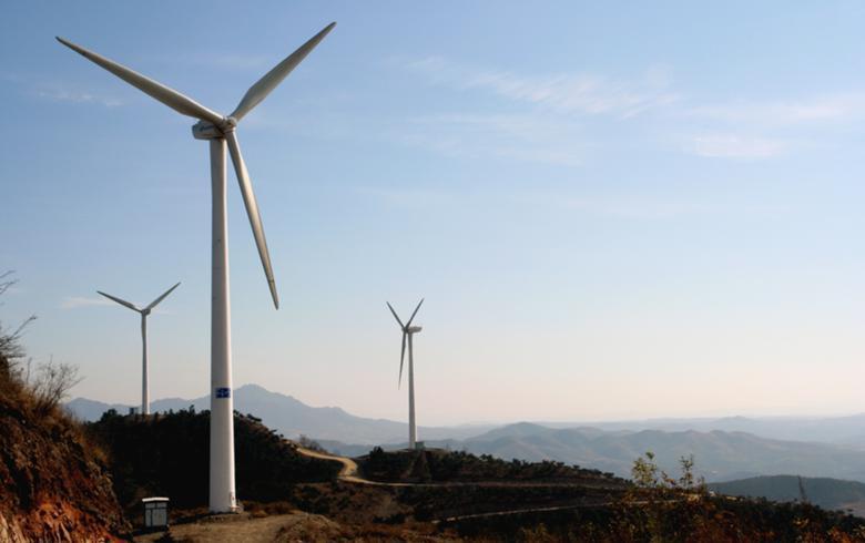 2018年亚太地区新增陆上风电装机24.9吉瓦