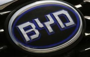 比亚迪新能源汽车销量激增公司利润却下滑