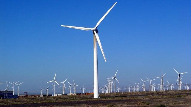 2018年我国风电平均利用小时数2095小时