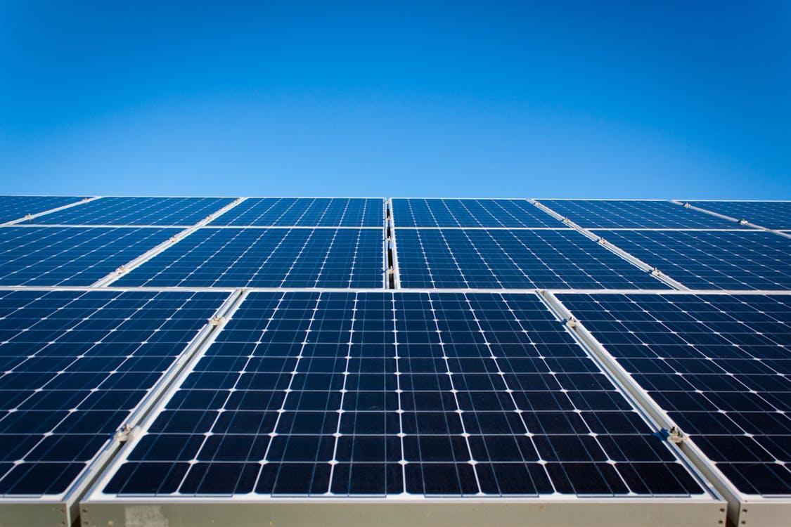 2018年全球新增太阳能光伏装机容量104吉瓦