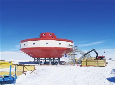 新能源微电网系统助我国南极泰山站全年运行