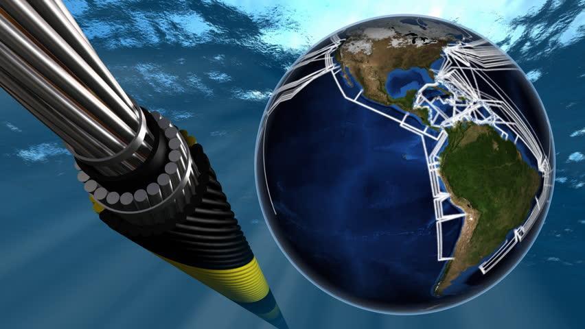 2018-2025全球海底光纤电缆年复合增率达4%