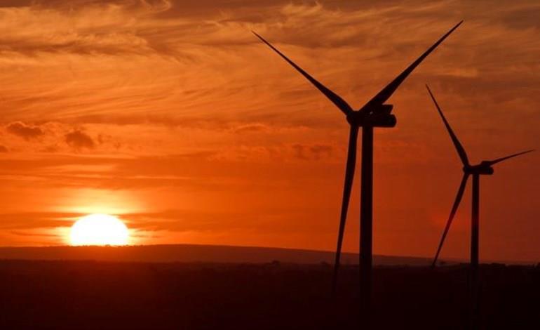 2018年全球风机订单规模同比增长31%