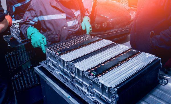 到2025全球电动汽车电池回收市场规模超22亿美元