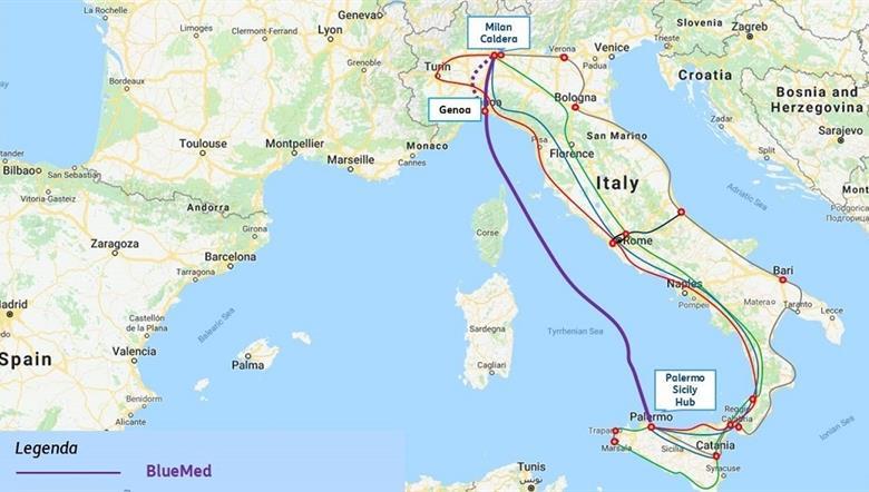意大利BlueMed海缆系统拟于2020年投产