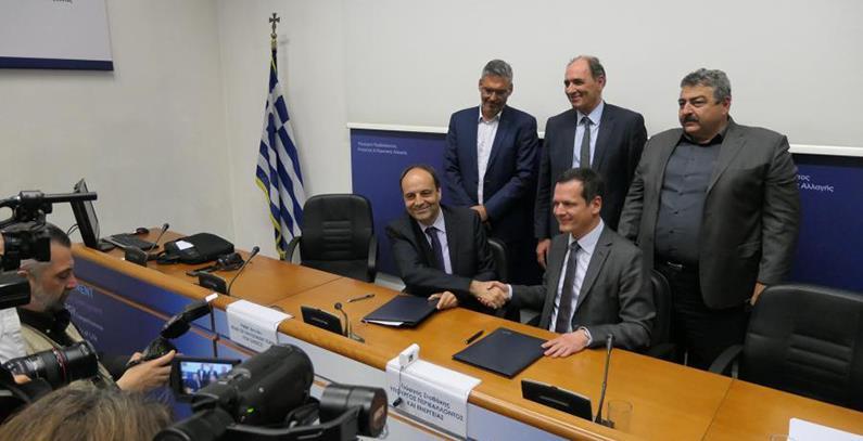 希腊克里特岛海缆项目获欧投行1.78亿欧元贷款