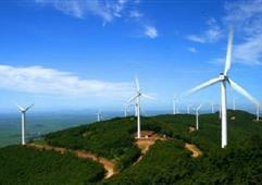 福建寧化雞公崠48兆瓦風電項目全面并網發電