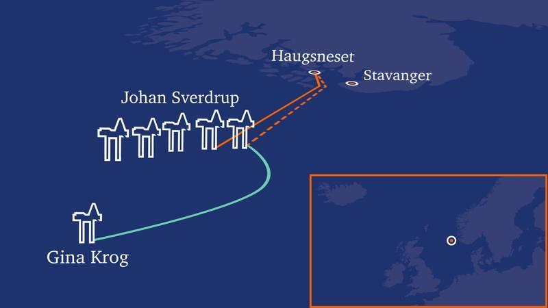 NKT为挪威海上油气平台提供高压海缆系统