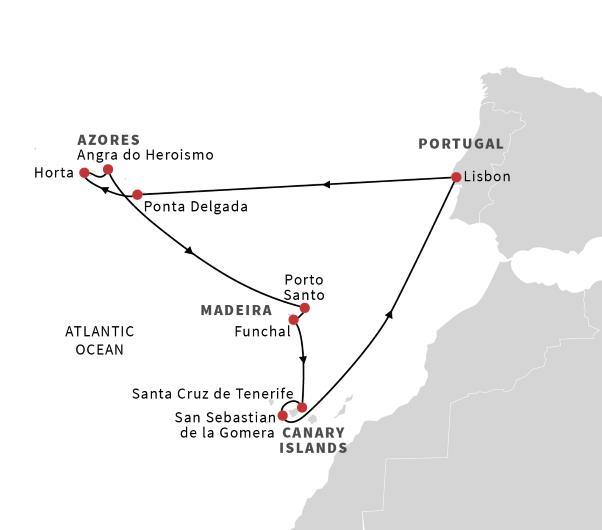 葡萄牙拟建新海缆连接亚速尔群岛和马德拉