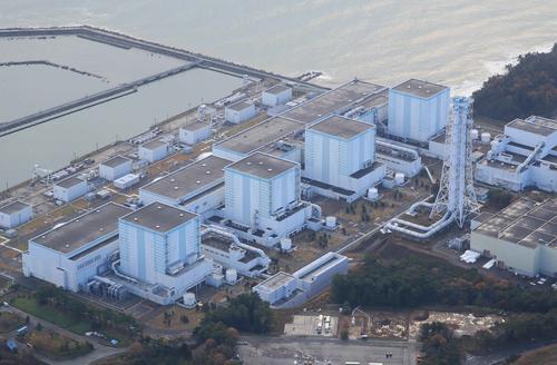 日本东电正式决定报废福岛第二核电站