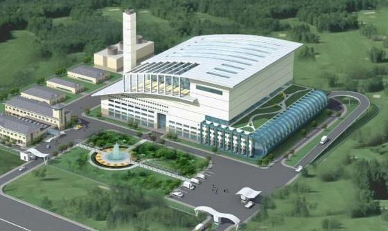 滁州生活垃圾焚烧发电项目送电成功