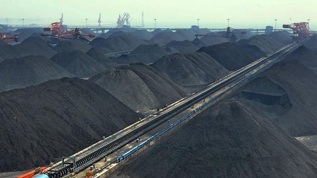 70年来我国煤炭产量净增114倍