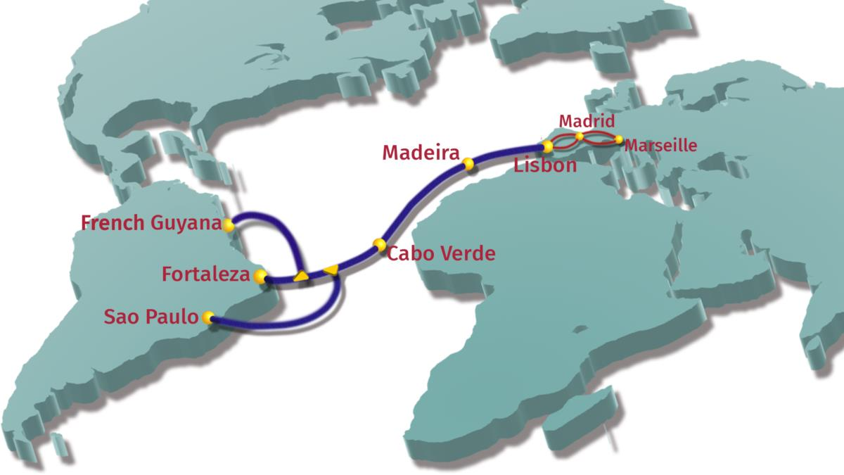 佛得角政府加强对首条欧洲-拉丁美洲海缆财政支撑