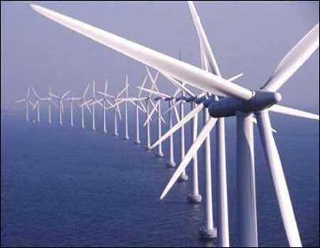 我国制造出10兆瓦海上风力发电机