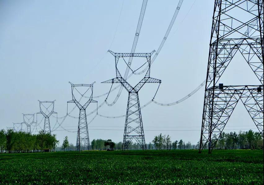 8月我国生产电力6682亿千瓦时 同比增长1.7%